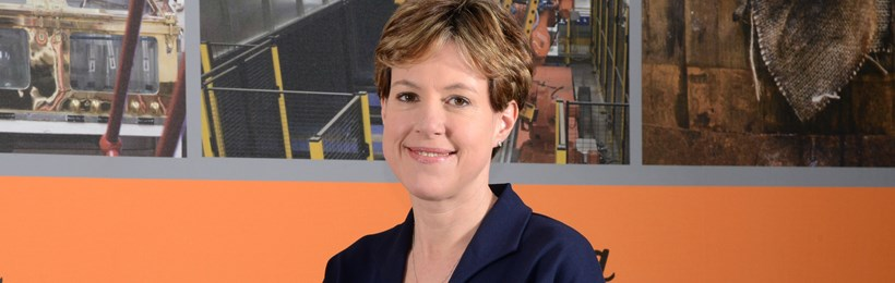 Picture of SWA CEO Karen Betts