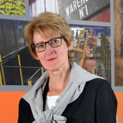 Dagmar Droogsma, Director of Industry