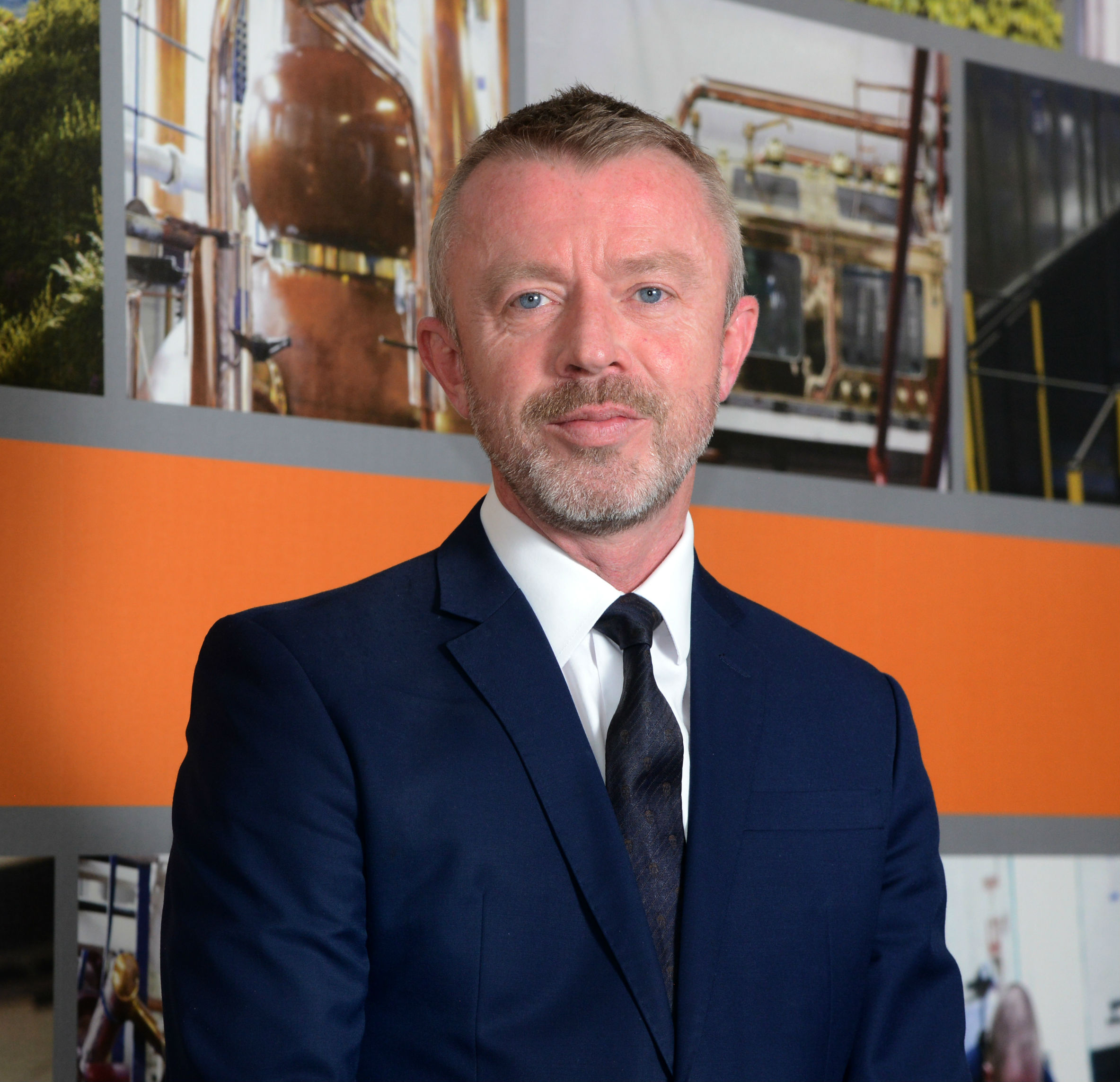 Ian McKendrick, International Director