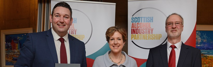 Industry action to help reduce alcohol harm is showcased at Holyrood event